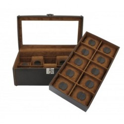 Friedrich 23 Watch box Cubano for 20 watches