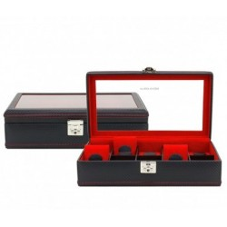 Watch Box Carbon for 10 watches