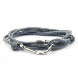 Vikings steel hook bracelet