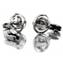 "Cufflinks Encelade ""Gyro"" Collection"