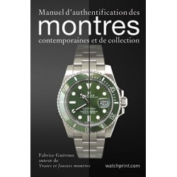WATCHES An Identification Manual for Contemporary and Collector's Pieces