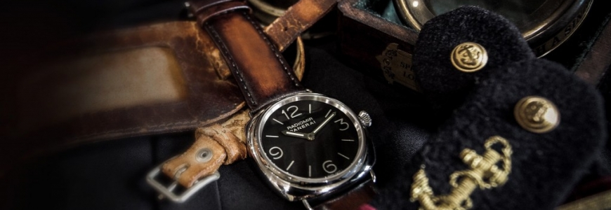 Panerai : Radiomi vs Luminor