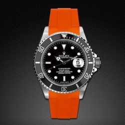 Bracelet RubberB M103 Orange