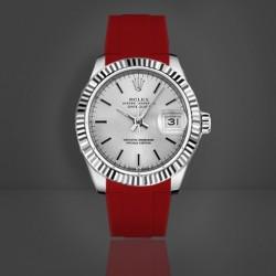 Bracelet RubberB M316 Rouge