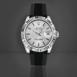 Bracelet RubberB M216 Noir
