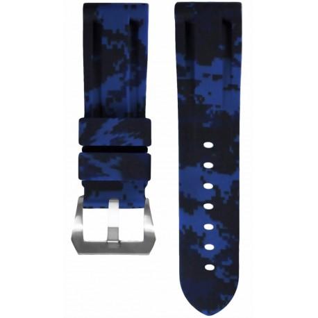 Horus Bracelet Camouflage Caoutchouc pour Panerai