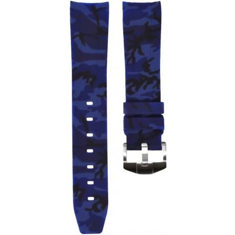 Horus Camouflage pour Rolex Bleu
