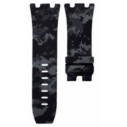 Horus Camouflage Rubber Digital Grey for APROO 44mm