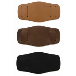 Leather pad for Gaspard Bund