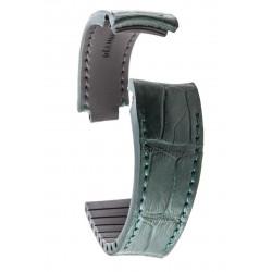R-Strap Bracelet Aligator pour Rolex - Vert