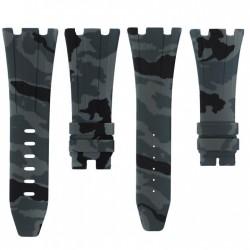 Horus Bracelet Camouflage Rubber pour Audemars Piguet 42mm