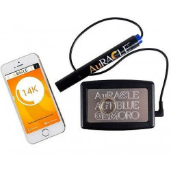 Gemoro Auracle Mobile Bluetooth gold and platinum tester