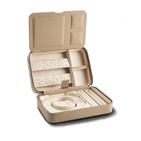 Scatola del Tempo TESORO travel box for Jewellery