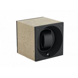 Swiss Kubik MasterBox watch winder for one watch Granit Stone