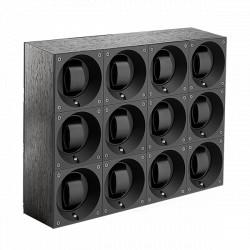 SwissKubiK MasterBox Remontoir par 12 Montres