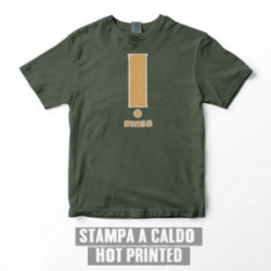 EXCLAMATION-C T-SHIRT - Military green