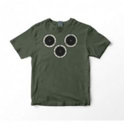 CHRONOGRAPH T-SHIRT - Military green
