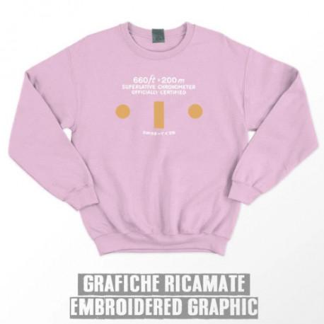 SUBMARINE SWEATSHIRT - Pink