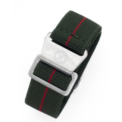 Parachute strap - Green/Red