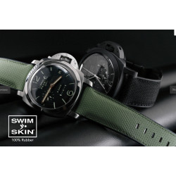 Rubber B strap Ballistic SwimSkin PS24 Military Green