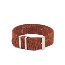 Bracelet perlon KronoKeeper - Orange