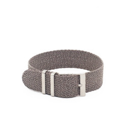Bracelet perlon KronoKeeper - Kaki