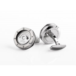UG Octa Cufflinks - Steel