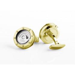 UG Octa Cufflinks - Gold