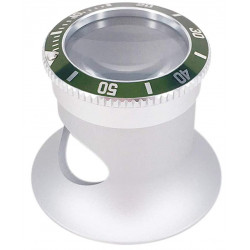 Watchmakers Loupe 10x - Green SUB