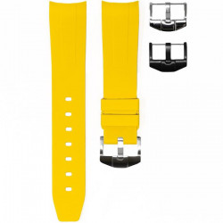 Horus Rubber for Rolex Yellow