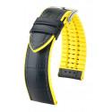 Bracelet pour montre Andy Hirsch jaune