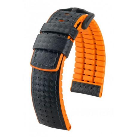 Bracelet pour montre Ayrton Hirsch Orange