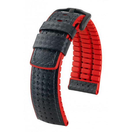 Bracelet pour montre Ayrton Hirsch Rouge