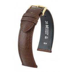 Bracelet pour montre Camelgrain Hirsch Marron