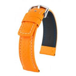 Bracelet pour montre Carbon Hirsch