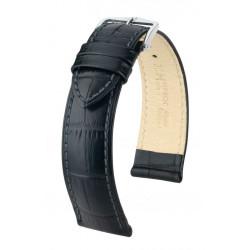 Duke Hirsch Watch Strap Black