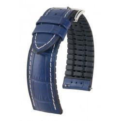 Bracelet pour montre George Hirsch Bleu