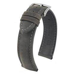 Bracelet pour montre Heritage Hirsch Anthracite