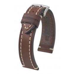 Bracelet pour montre Liberty Hirsch Marron
