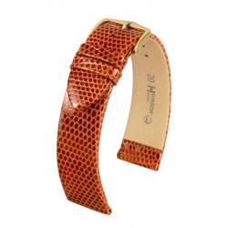 Bracelet pour montre Lizard Hirsch Miel