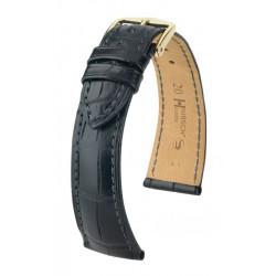 Bracelet pour montre London Hirsch noir