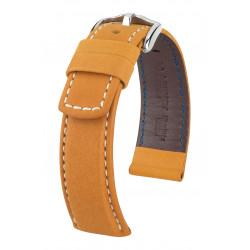 Bracelet pour montre Mariner Hirsch Miel