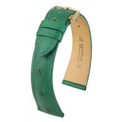 Bracelet pour montre Massai Ostrich Hirsch Vert