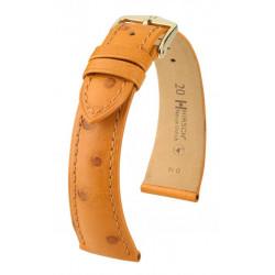 Bracelet pour montre Massai Ostrich Hirsch Miel