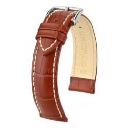 Modena Hirsch Watch Strap Golden Brown