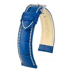 Modena Hirsch Watch Strap Royal Blue