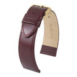 Bracelet pour montre Osiris Hirsch bordeaux