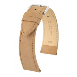 Bracelet pour montre Osiris Suède Hirsch Beige