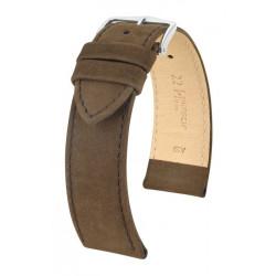 Bracelet pour montre Osiris Suède Hirsch Marron
