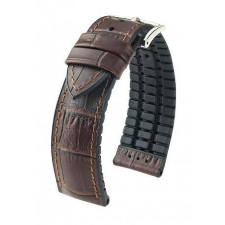 Bracelet Paul Hirsch Marron